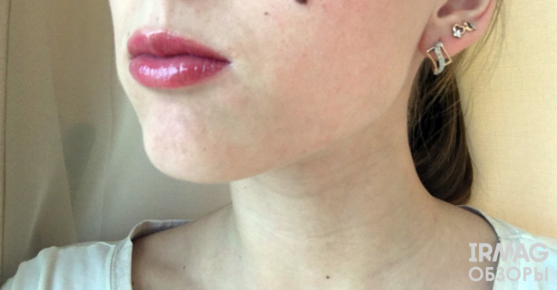 Блеск для губ GOSH Volume Lip Shine (4 мл) [№05 красные шпильки]