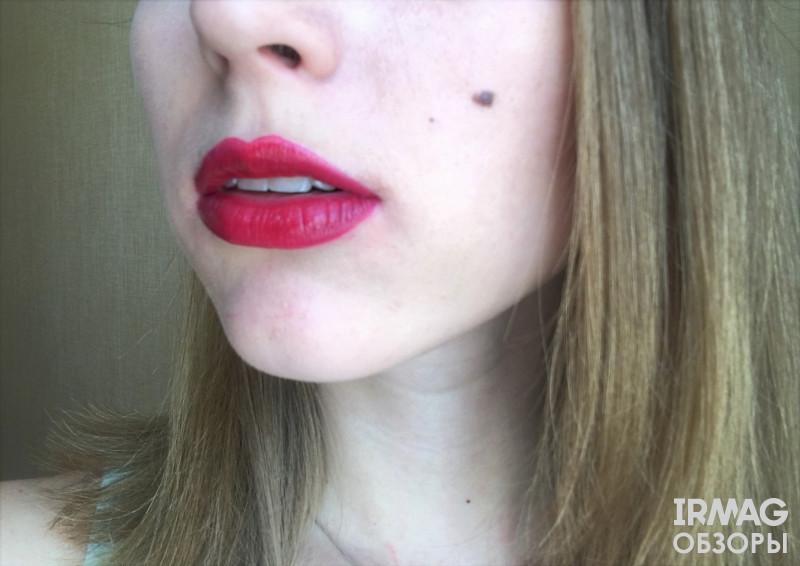Губная помада Catrice Ombré Two Tone Lipstick (2,5 г) [040NotExpiREDYetбурый-красный]