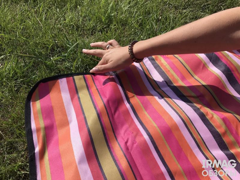 Плед для отдыха Пикничок непромокаемая подложка (150х200 см)
