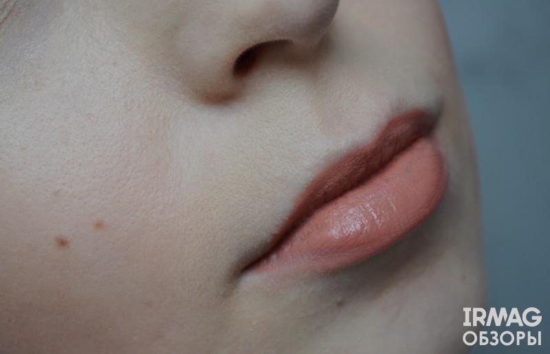 Губная помада Maybelline Color Sensational Vivid Matte (7,7 г) [50 Трепетный бежевый]