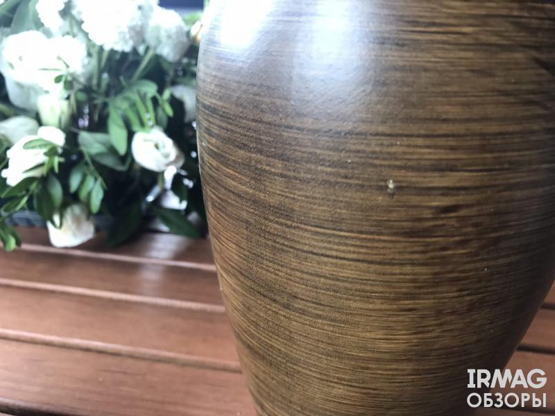 Чай Basilur Art of Basilur Черный (30 г) + Ваза Венера Дерево