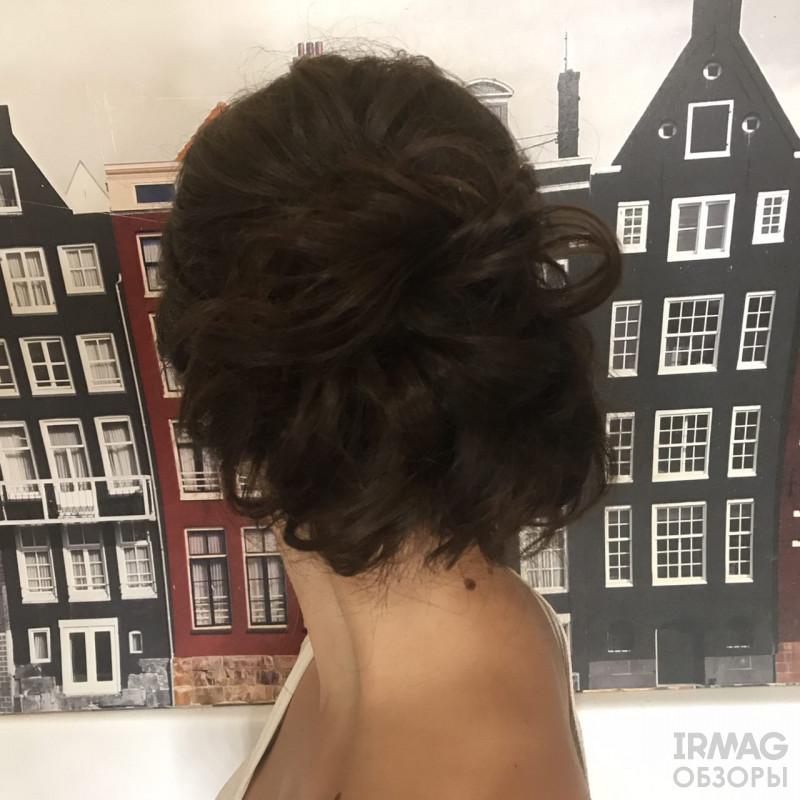 маска для волос Cafe Mimi