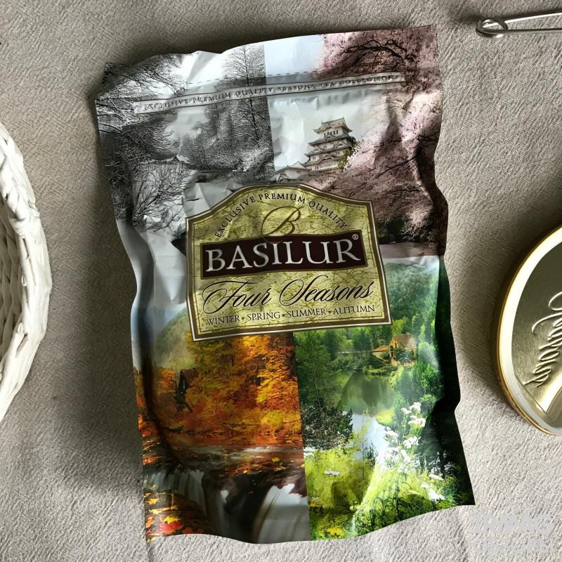 Чай Basilur Осенний