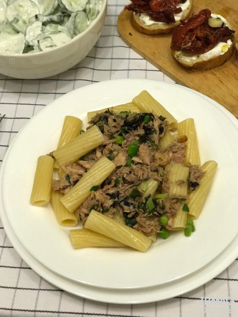 Tortiglioni от Barilla