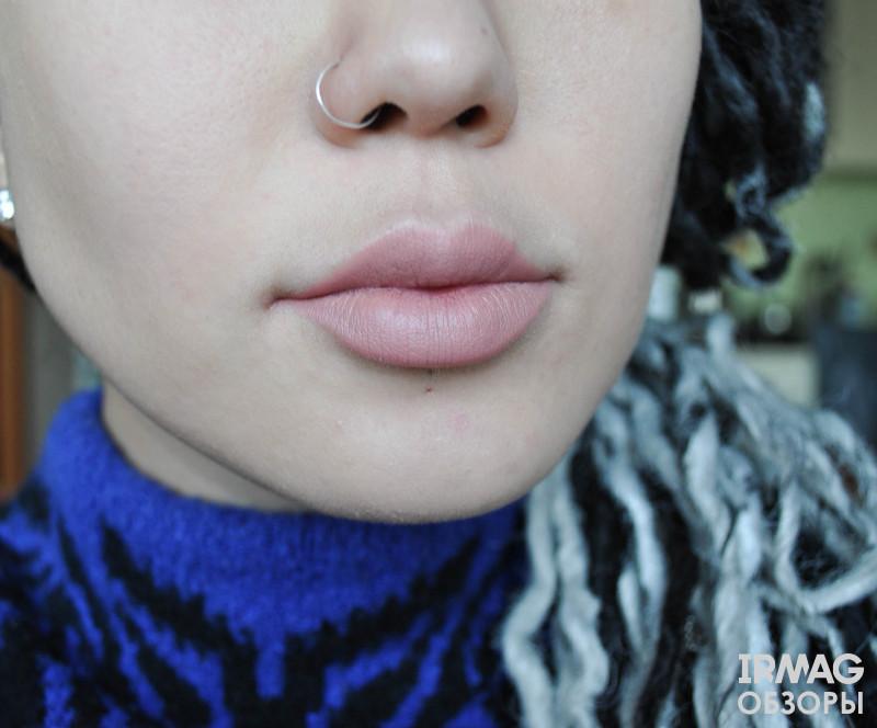 помада-карандаш Golden Rose Matte Lipstick Crayon
