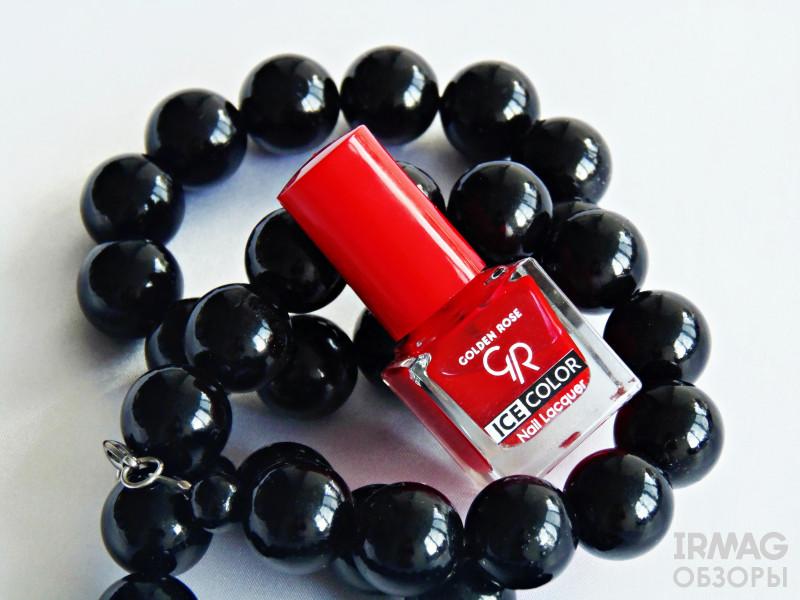 Лак для ногтей Golden Rose Ice Color Nail Colour (6 мл) - 124