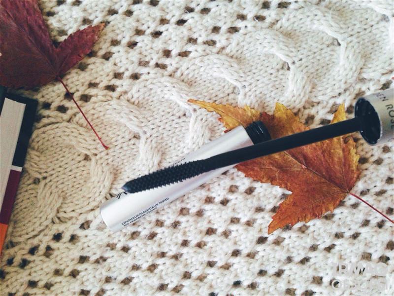 Тушь для ресниц Golden Rose False Lashes Объём, длина, изгиб черная (9 мл)
