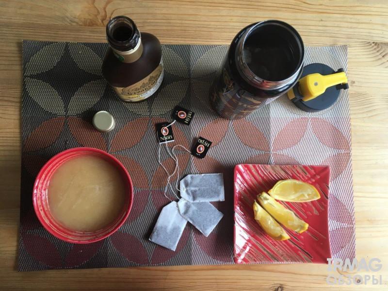 Сбитень Столбушино Столбушинский продукт чай