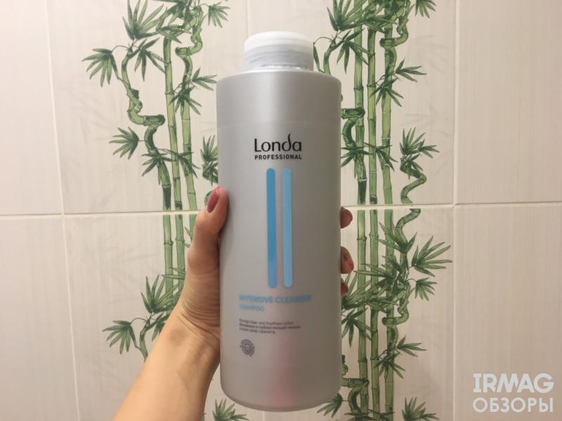 Шампунь Londa Intensive Cleanser для глубокого очищения (1000 мл)