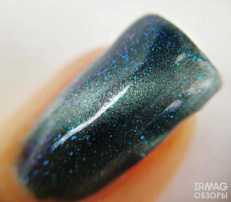 Лак для ногтей Kaleidoscope Магнитный 3D-effect Interstellar Cats (9 мл) - Mur-52