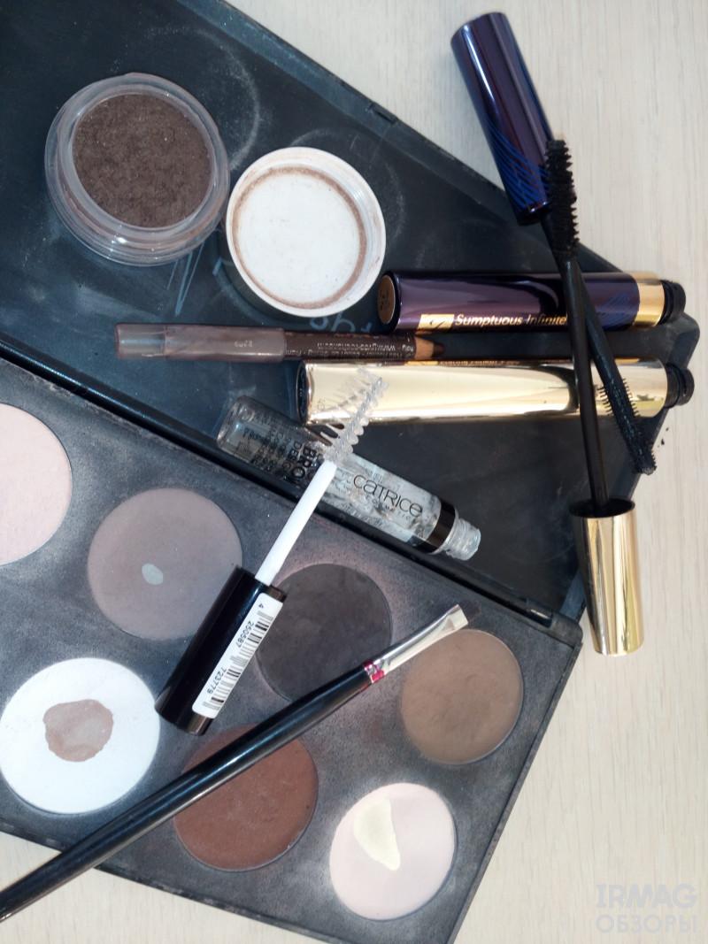 Гель для бровей и ресниц Catrice Lash Brow Designer Shaping And Conditioning Mascara Gel прозрачный (6 мл)