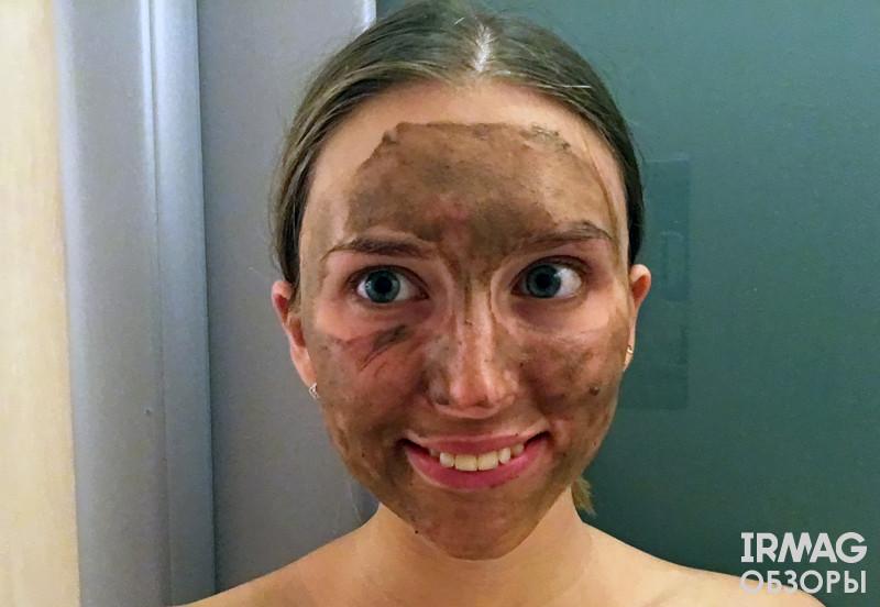 Маска для лица Lumene Puhdas Deeply Purifying Peat Mask Глубоко очищающая на основе торфа (100 мл)