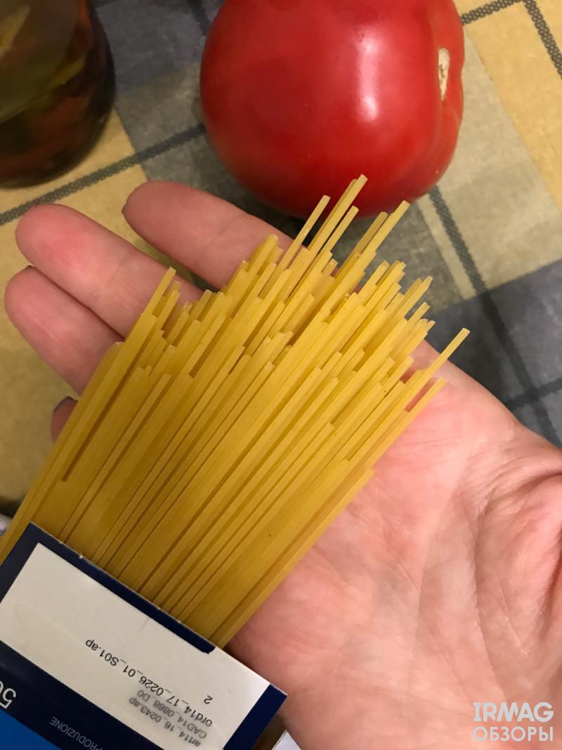длинная паста Barilla
