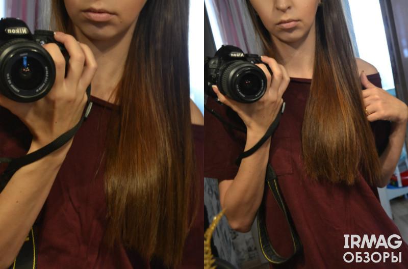 Эссенция для волос The Face Shop Keratin IntensiveИнтенсивное восстановление (65 мл)