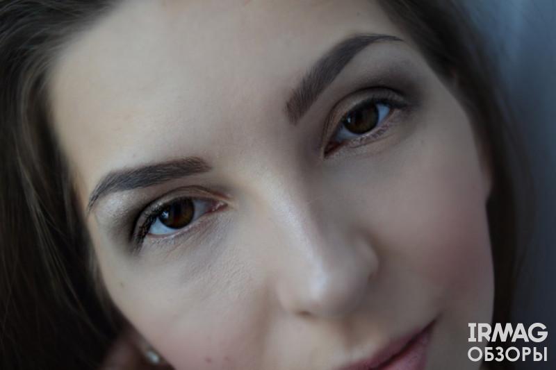 Палетка теней для век Maybelline The 24karat Nudes Eye Shadow Palette