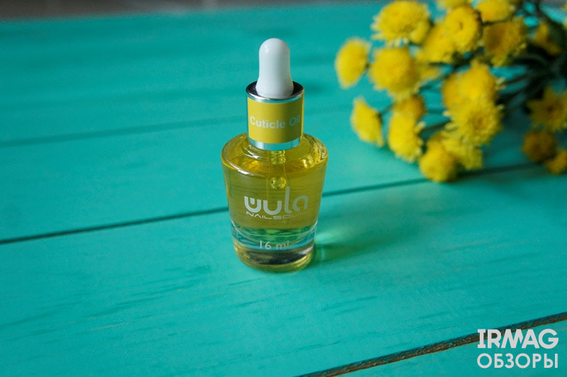 масло для кутикулы Wula