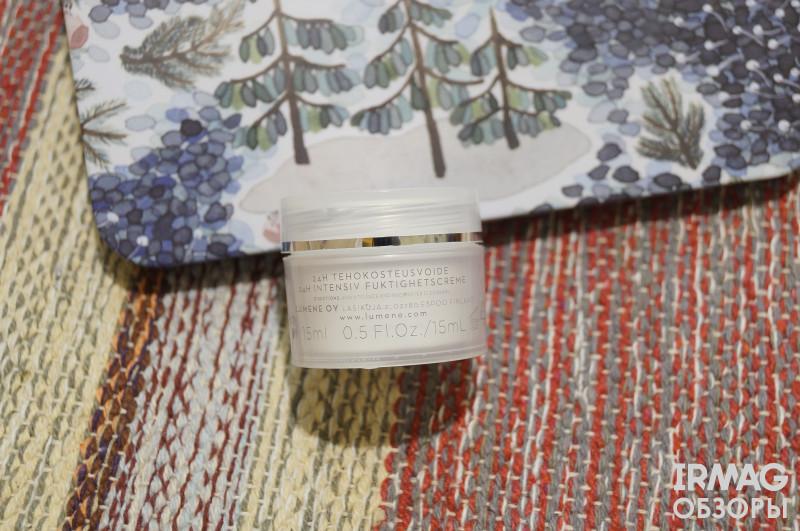 Набор подарочный Lumene Lähde Ритуал для интенсивного увлажнения кожи