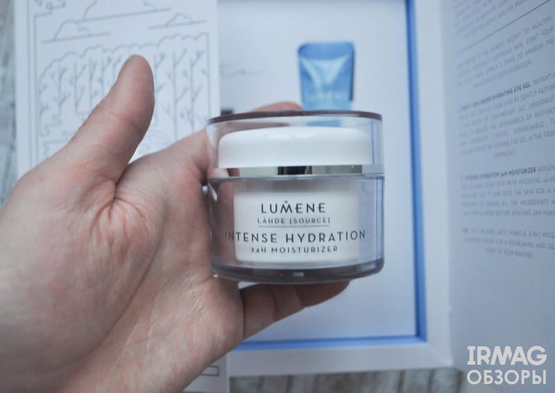 Набор подарочный Lumene Lähde Ритуал для пробуждения кожи