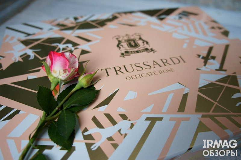 Trussardi Delicate Rose