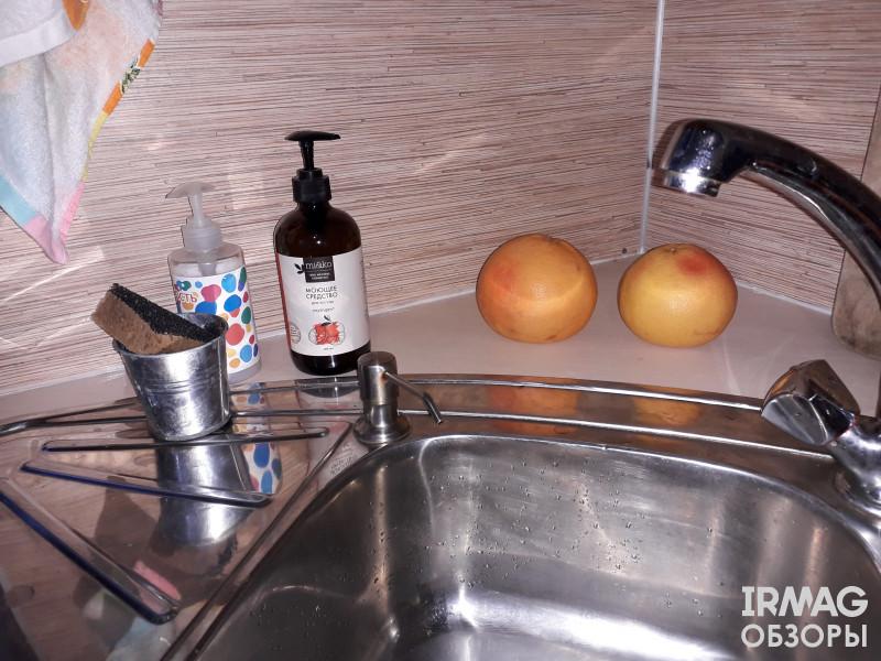 Cредство для мытья посуды Mi&Ko Грейпфрут (480 мл)