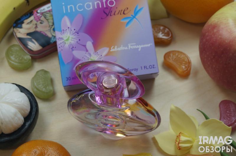 Отзыв на парфюмированную воду Salvatore Ferragamo Incanto Shine EDT