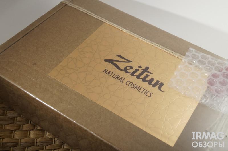 Обзор на набор подарочный Zeitun Укрепляющий маникюрный