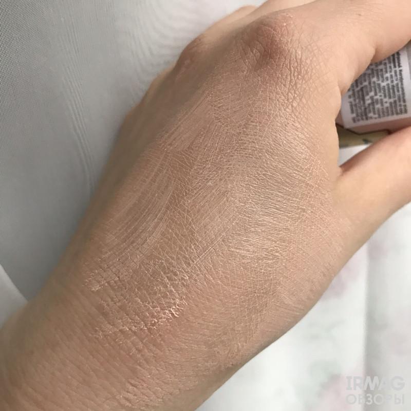 минеральный BB-крем от Zeitun