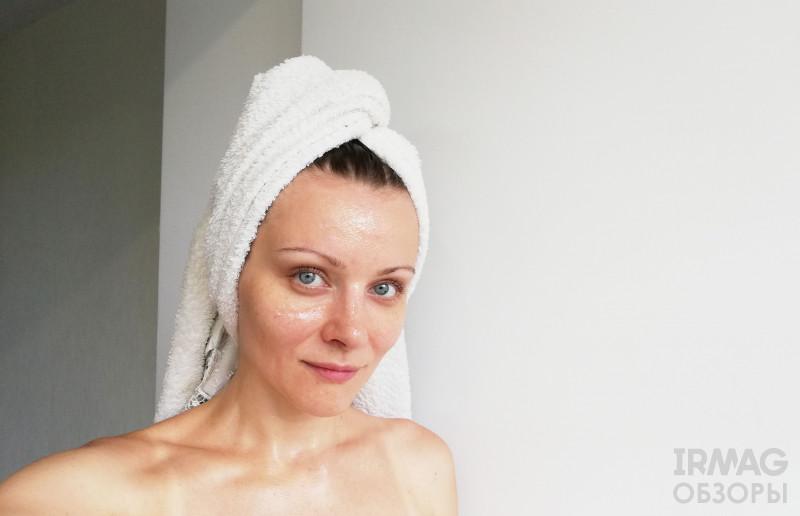 Маска для лица Сто рецептов красоты 7 активных масел Согревающая (50 мл)