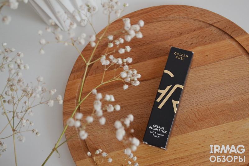 Румяна кремовые Golden Rose Creamy Blush Stick (10,5 г) - 104