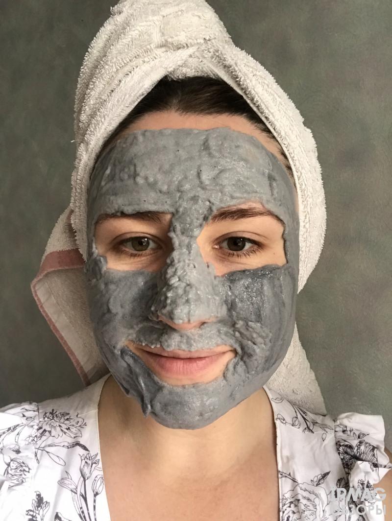 пузырьковая очищающая маска Elizavecca Milky Piggy Carbonated Buble Clay Mask