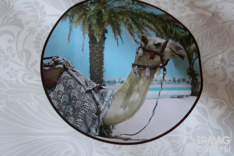 Подушка Для Snoff Верблюжья шерсть (70х70 см)