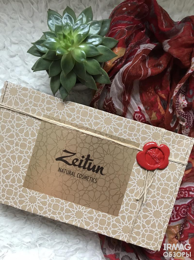 подарочный набора Zeitun Идеальное тело