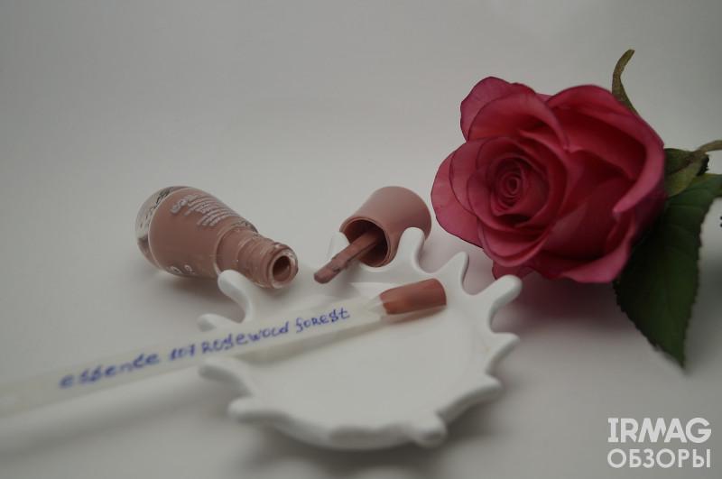 Обзор на лаки  Essence из коллекции The gel nail polish