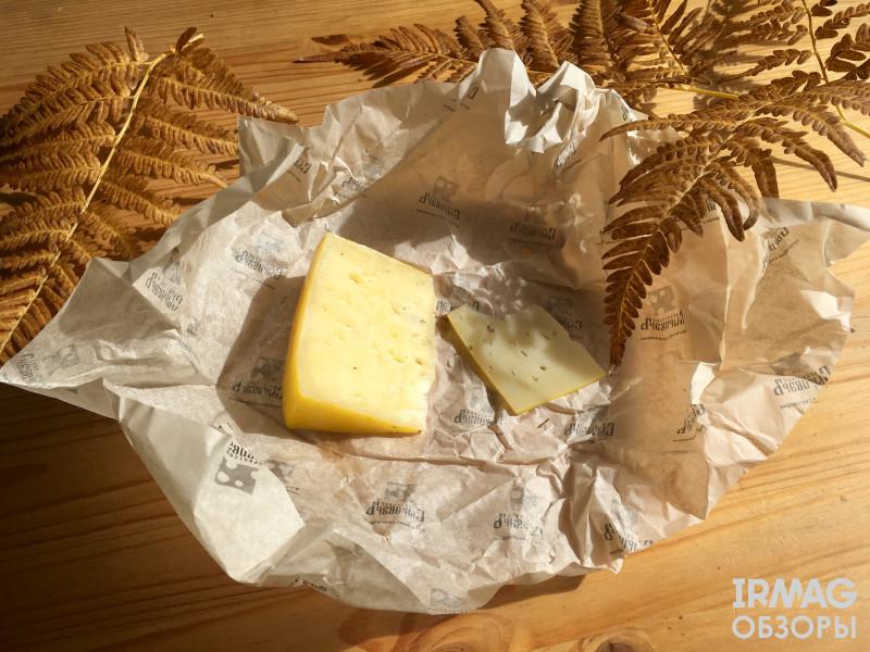 Иркутский сыроваръ сыр качотта осень