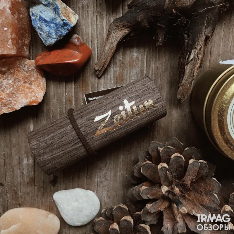 масляные духи от Zeitun