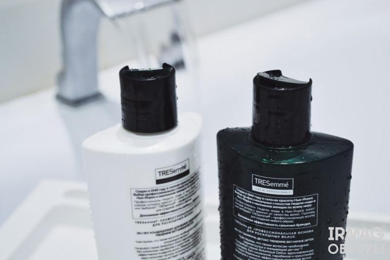 Кондиционер для волос Tresemme Botanique Detox Увлажняющий (400 мл)