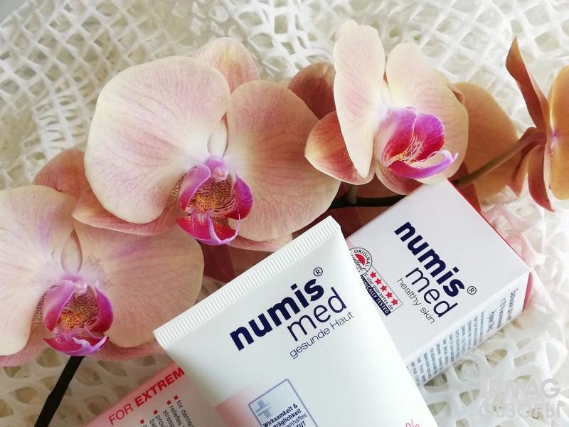 Бальзам для ног Numis Med с 10% мочевиной (100 мл)