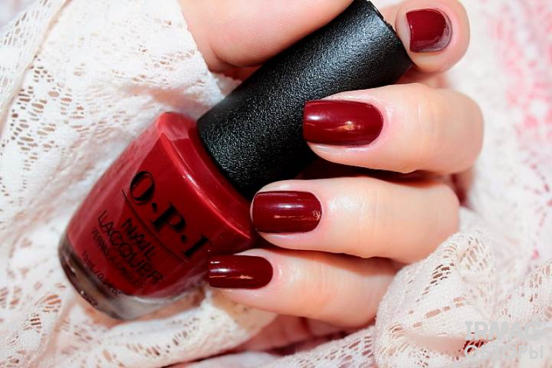 Лак для ногтей OPI Lacquer Nail Polish Peru Collection (15 мл) - NLP40 Como se Llama?