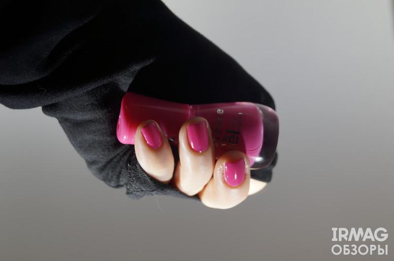 Обзор на лак для ногтей Essence The Gel Nail Polish