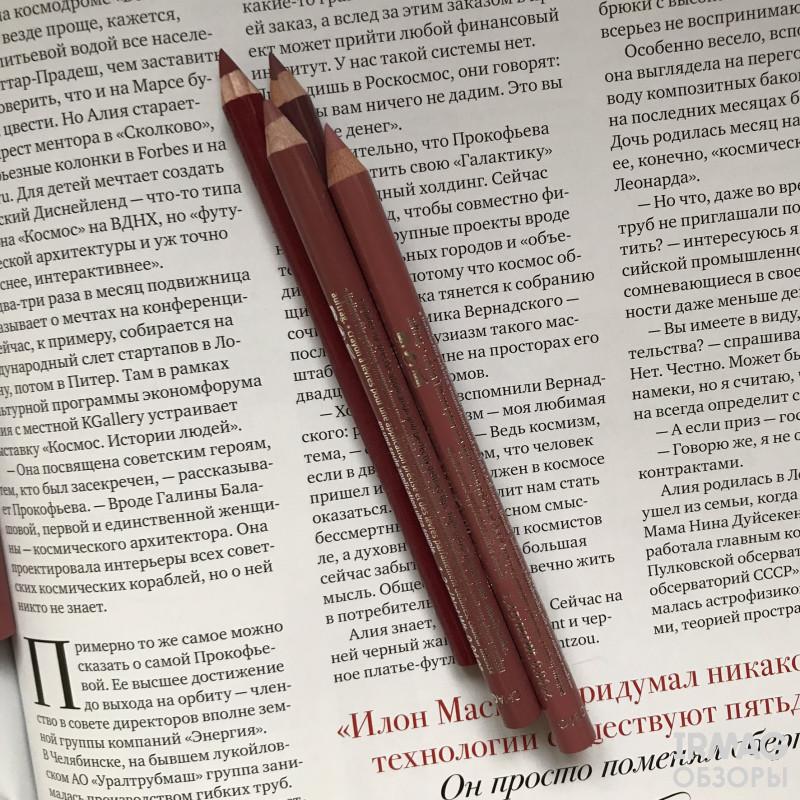 а вот так легко карандаши склеились и не распадаются