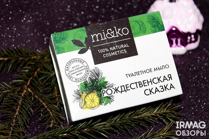 Мыло туалетное Mi&Ko Рождественская сказка (75 г)