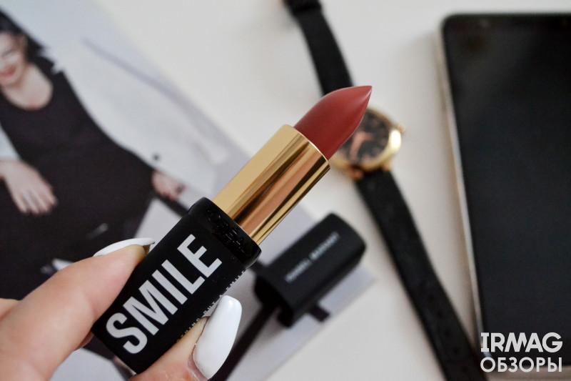 Помада для губ L'Oreal Smile Isabel Marant от Color Riche (4,8 г) - 06 La Seine Shadow Тень Сены