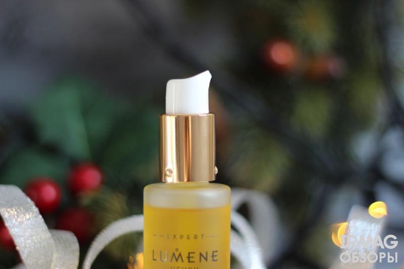Масло для лица Lumene Hehku Eternally Radiant Nourishing Night Oil Питательное ночное (30 мл)