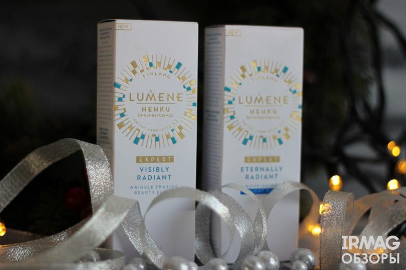 Эликсир Lumene Hehku Visibly Radiant Wrinkle Erasing Beauty Elixir Восстанавливающий (30 мл)