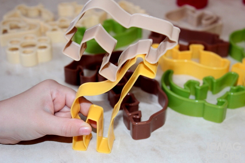 Печать для печенья Tescoma Delicia Рождественские мотивы (6 шт.)