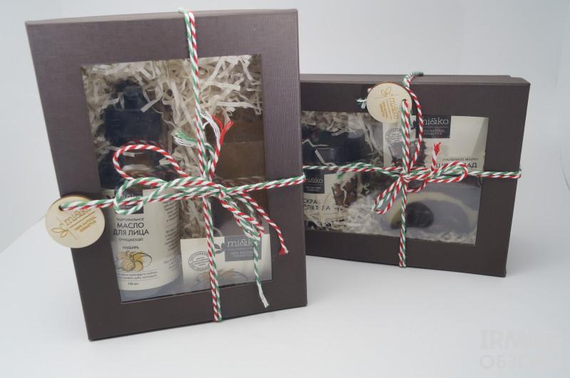 Обзор на набор подарочный Mi&Ko Пряный