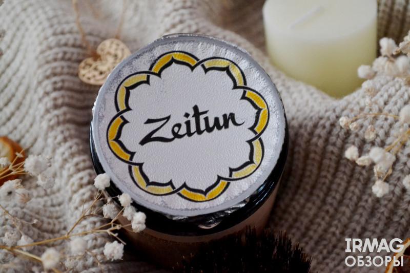 Скраб для кожи головы и волос Zeitun Детокс (250 мл)