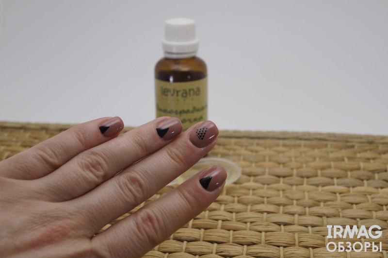Обзор на натуральное масло виноградной косточки Levrana Natural.