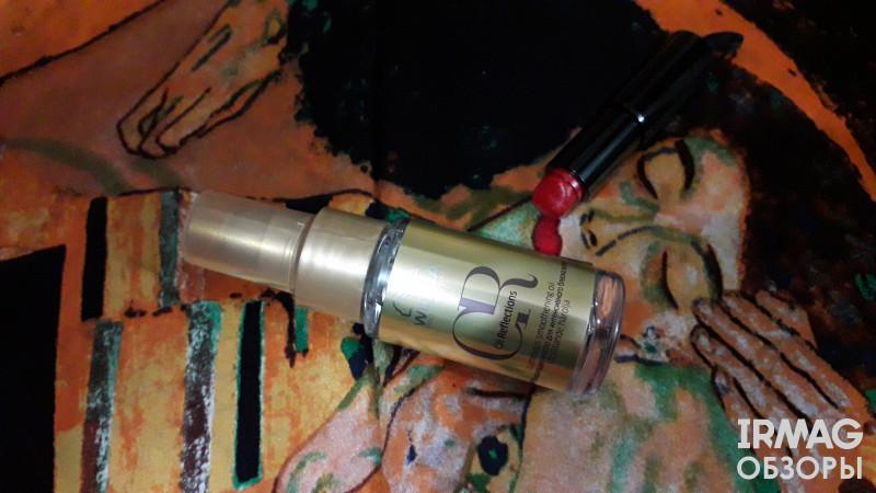 Масло для волос Wella Care Oil Reflections Интенсивный блеск, разглаживающее (30 мл)