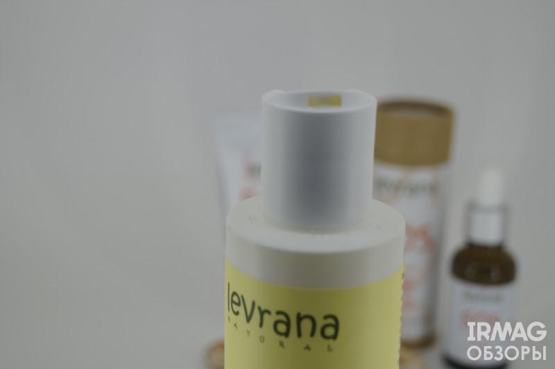 Обзор на антибактериальный гель для умывания от Levrana Natural